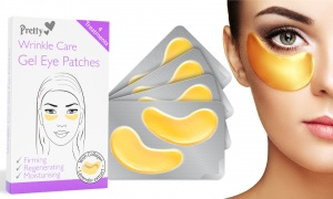 Pretty Gel Eye Patches Wrinkle Care