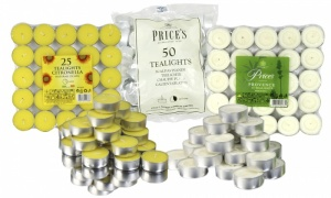 Prices Candle Tealights