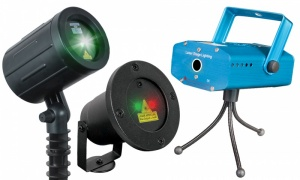 Outdoor Animated LED Projector