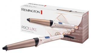 Remington Proluxe Large Barrel Hair Curling Wand with Barrel and Pro+ Healthier Styling Setting