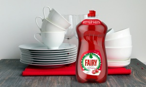 Fairy Clean & Fresh Washing Liquid Pomegranate 1.19L