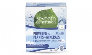 Seventh Generation All in 1 Dishwasher Tablets 24