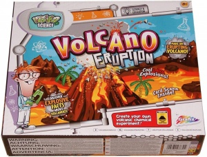 RMS Make Your Volcanic Eruptions Equipment Kit