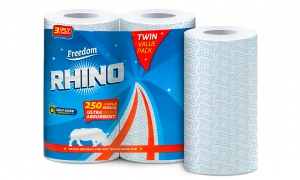 Rhino 250 Sheets Luxury  Kitchen Towel