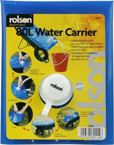 Rolson 80L Water Carrier