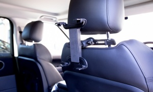 Rolson Rotating In-Car Holder For iPad and Tablet
