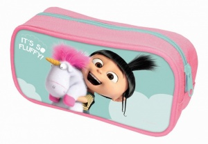 Despicable Me (It's So Fluffy!) Unfilled Pencil Case