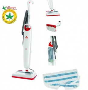 Bissell 3 in 1 Steam and Sweep - Steam mop with vacuum function