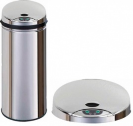Stainless Steel 45L Infrared Automatic Sensor Bin