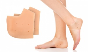 Foot Pain Relief Silicone Heel Protector