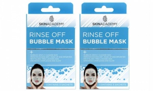 Skin Academy Bubble Mask