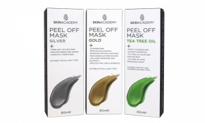 Skin Academy Peel Off Masks