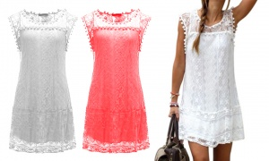 Flo Lace Summer Dress