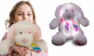 Cuddle Glowers Light- Up Cuddly Toy