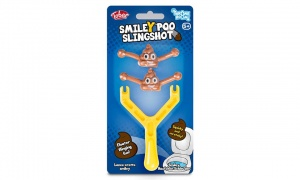 Tobar Smiley Poo Slingshot