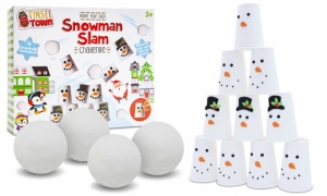 RMS Snowman Slam Challenge Game