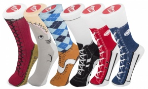 Silly Novelty Socks for Men