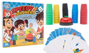 RMS Speedy Stackers Game
