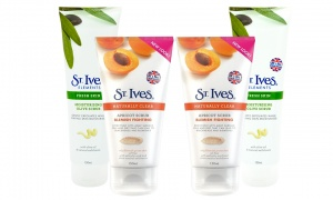 St Ives Face Scrub Bundle