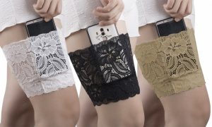 Flo Stash Lace Thigh Bands
