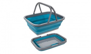 Pop Folding Carry Basket