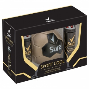 Sure Special Edition Football Gift Set