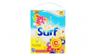 Surf Powder 100 Washes Wild Flowers & Morning Dew