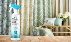 Sursol Fabric & Upholstery Disinfectant 500ml