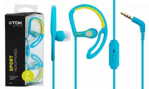 TDK Sport Headphones with Mic