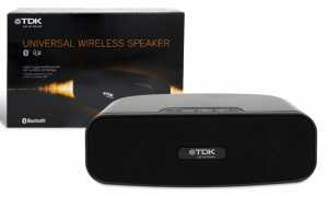 TDK Universal Wireless Speaker Black TW212