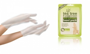 Tea Tree and Peppermint Hand Treatment