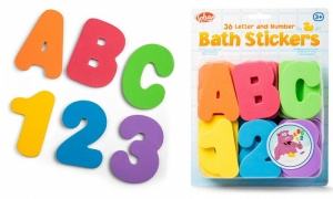 Tobar Bath Stickers