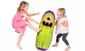Tobar Beast inflatable Bop Bag