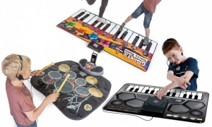 Tobar Musical  Mat Instruments