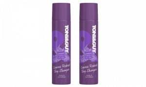 Toni and Guy Creative Extended Dry Shampoo