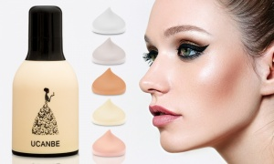 Cream Waterproof Full Coverage Concealer Base Primer