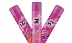 VO5 Hairsprays 400ML