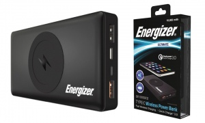 Energizer 10000mAh PowerBank QI Wireless
