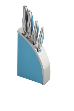 Viners 4 Piece Wave Knife Block