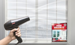Weather Shield Window Insulation Kit