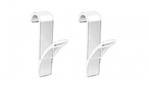 Haven Towel Hooks for Bathroom Radiator