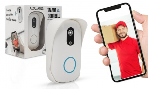 Aquarius Wireless Video Smart Camera Doorbell - 2