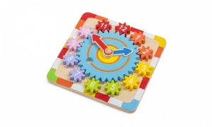 Tobar Wooden Clock Puzzle 23099