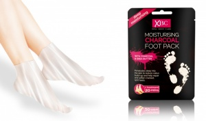 Moisturising Charcoal Foot Pack