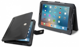 XtremeMac Premium iPad Mini Folio Case Black Leather