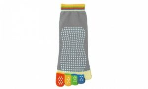 5 Toes Anti-Slip Yoga Socks