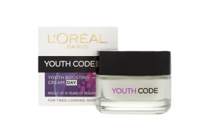 L'Oreal Youth Code Youth Boosting 50ml Day Cream