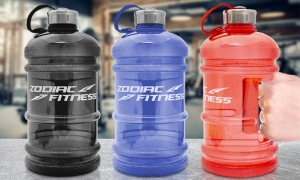 Zodiak Fitness 2.2L BPA Sport Water Bottle