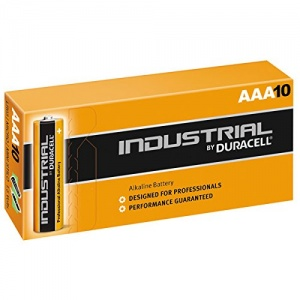 Duracell Industrial AAA 10 Pack