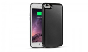Powerz Ultra-Thin Power Bank Case for iPhones